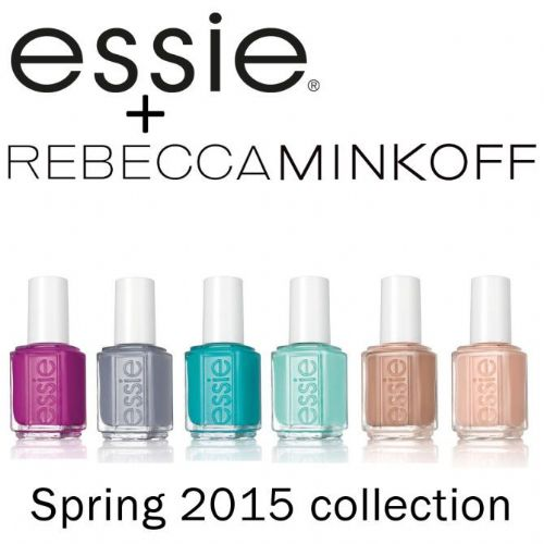 Essie Nail Polish FLOWERISTA Spring 2015 Collection - Choose Yours